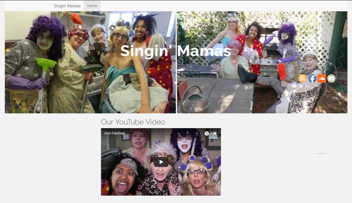 "Singin"" Mamas"