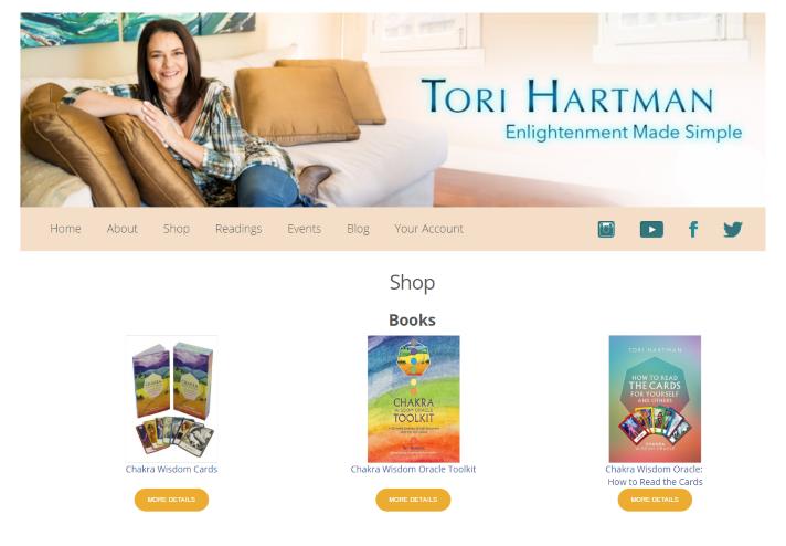 Tori Hartman